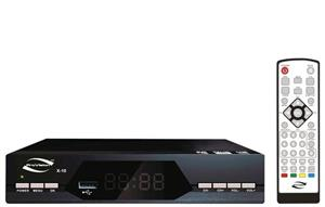 Provision X-10T2 3D Set-Top Box